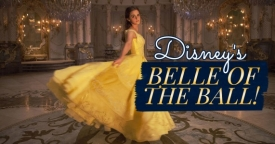 Disney's Belle of the Ball!