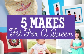 5 Makes Fit For A Queen