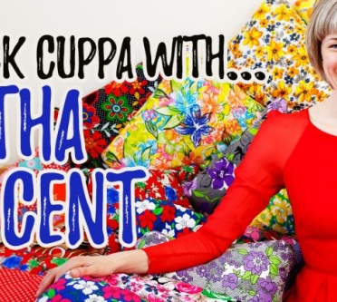A quick cuppa with… Fritha Vincent