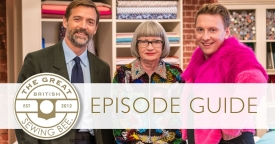 The Great British Sewing Bee 2019 Episode Guide