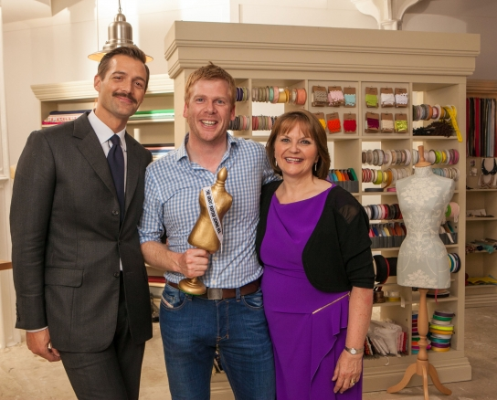The Great Sewing Bee Review: Dressmaking from another planet!