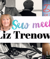 An interview with Liz Trenow, author of The Dressmaker of Draper's Lane