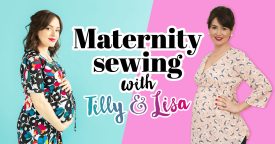 Maternity sewing patterns and how to make them