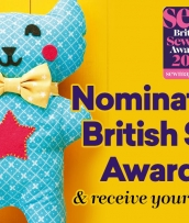 Nominate your Favourites in the British Sewing Awards 2017