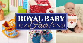Top 8 royal baby projects!