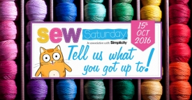 Sew Saturday Is ANOTHER Huge Success!
