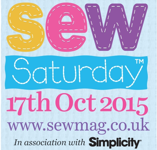 Introducing… Sew Saturday!