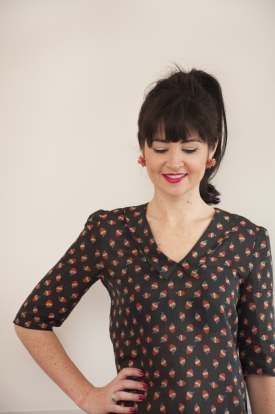 6 Top Sixties Style Sewing Tips From Lisa Comfort