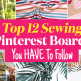 12 Pinterest crafting boards you should be following