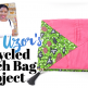 Juliet Uzor's Upcycled Clutch Bag Project