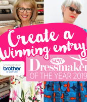 How to create a winning Dressmaker of the Year entry