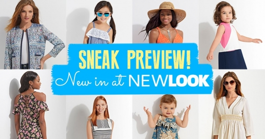 New Look Collection for Spring Sewing! - Sewing Blog - Sew Magazine