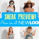 New Look Collection for Spring Sewing!