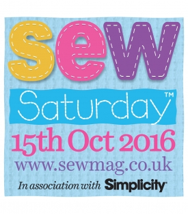 Sew Saturday… One Month Countdown!