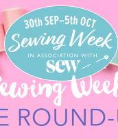 What happened on Sewing Week UK 2019?