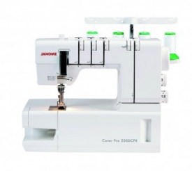 The Janome CoverPro 2000CPX