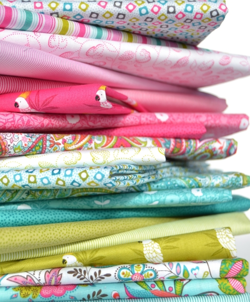 Monsoon fabric collection