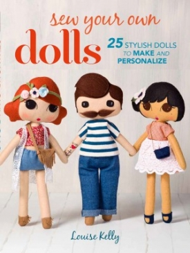 Sew Your Own Dolls Book