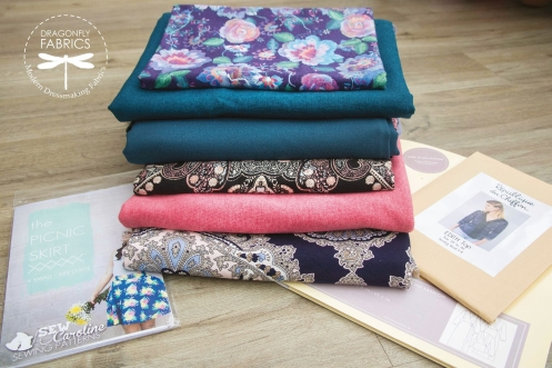 Dragonfly Fabrics bundle