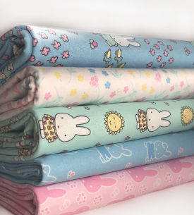 Miffy fabric bundle