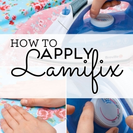 How to apply Lamifix