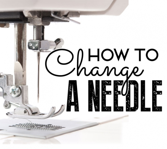 How to change a needle