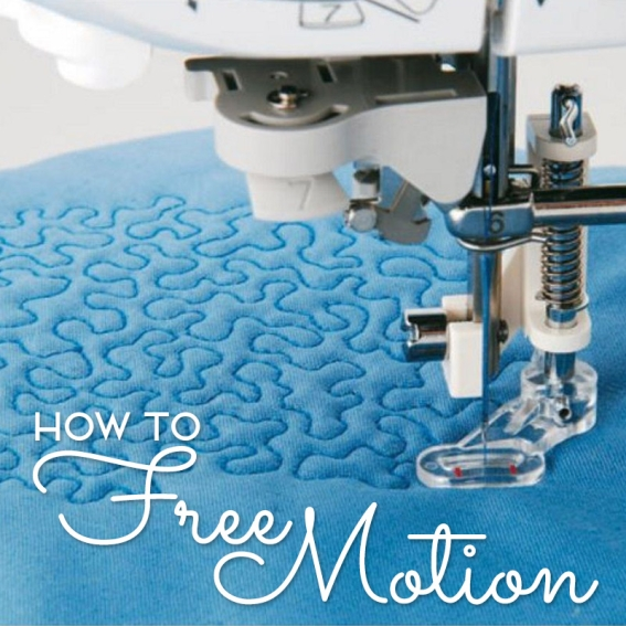 How to Free Motion
