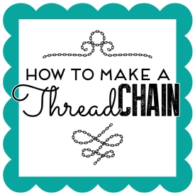 How to make a thread chain