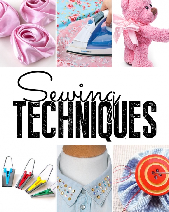 Sewing techniques