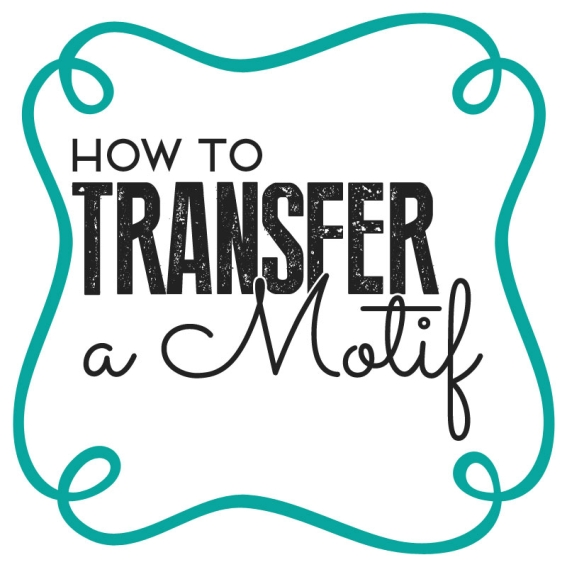 How to transfer a motif