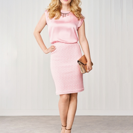 Adele Pencil Skirt