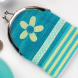 Coin purse and key fob