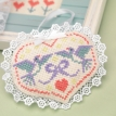 Crossstitched Wedding Gifts