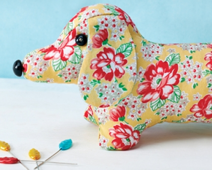 Dave Dachshund - Free sewing patterns - Sew Magazine