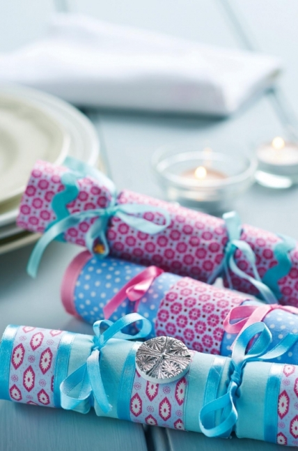 Fabric Christmas Crackers Free Sewing Patterns Sew