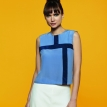 Sewing Bee Colour Block Top