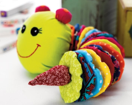 Kids' Caterpillar Toy
