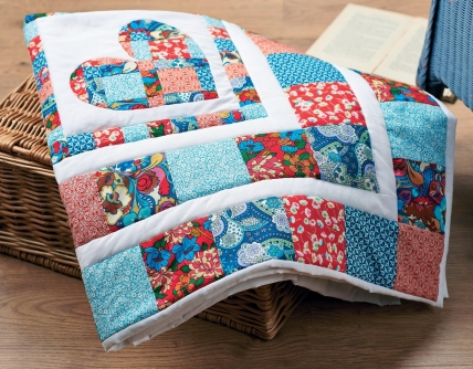 Liberty Heart Patchwork Quilt Free Sewing Patterns Sew