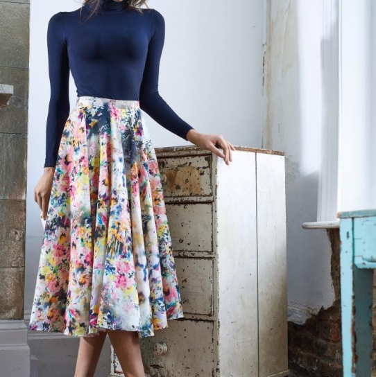 no pattern midi skirt free sewing patterns sew magazine