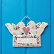 Mr & Mrs Love Bird Hanging Decoration