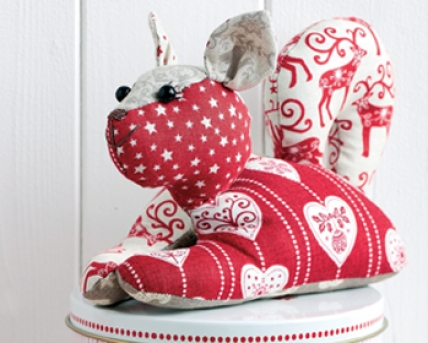 Fancy Christmas Sewing Patterns Free Images - Knitting Pattern Ideas ...