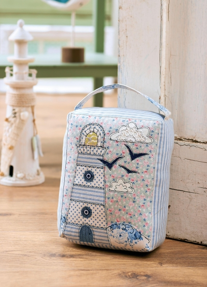 Beau Delicieux ... Tilda Shabby Chic Seaside Prints Doorstop And Sign