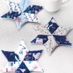 Patchwork Star Coasters