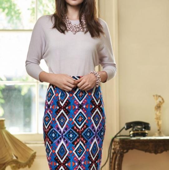 Pencil Skirt Free Sewing Patterns Sew Magazine