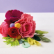 Purple Anemone - Felt Bouquet