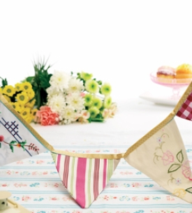Quick-Make Bunting