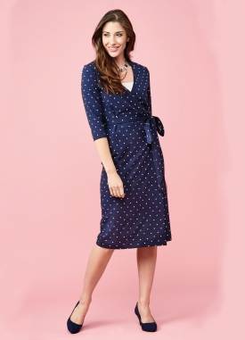 Reese Wrap Dress