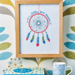 Dreamcatcher Embroidery