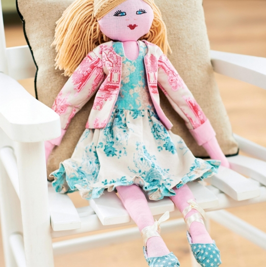 Tilda Country Escape Dolly