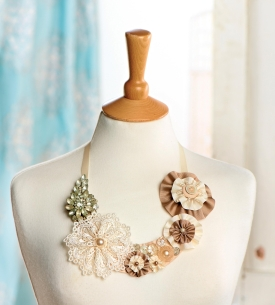 Vintage Jewellery Necklace